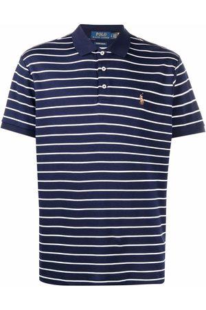 Polo Ralph Lauren Striped short-sleeved polo shirt