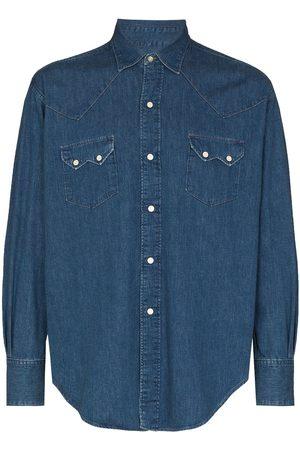 Orslow Denim Western shirt
