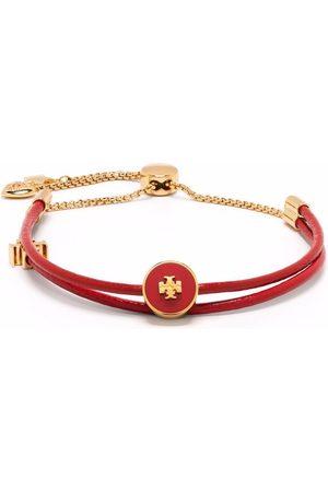 Tory Burch Kira enamel slider bracelet