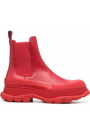 Alexander McQueen Muži Kotníkové - Tread Slick ankle boots