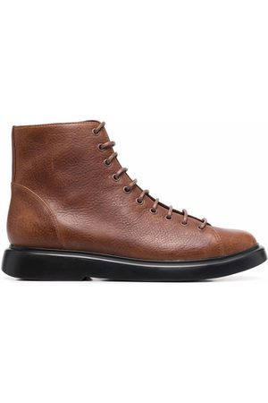 Camper Poligono lace-up boots