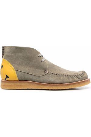 Kapital Suede desert boots