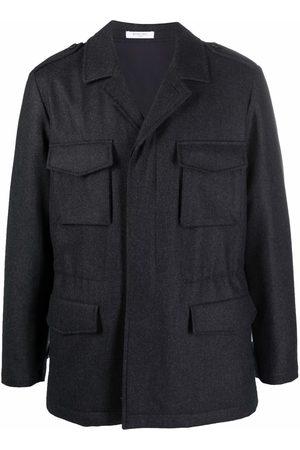 Boglioli Long-sleeve rain jacket