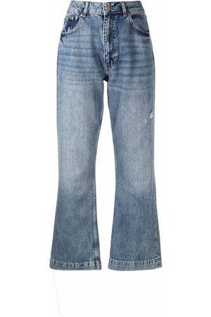 Essentiel Antwerp Ženy Bootcut - Flared-leg jeans