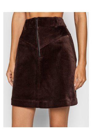 REMAIN Trapézová sukně