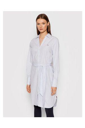 Tommy Hilfiger Košilové šaty