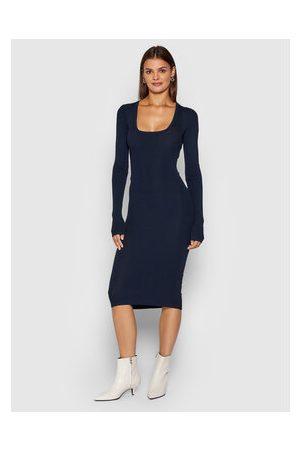 REMAIN Úpletové šaty