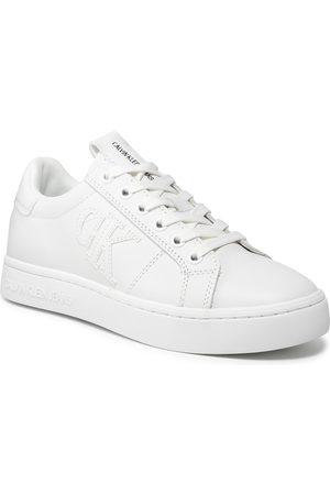 Calvin Klein Cupsole Laceup Sneaker Logo Wn YW0YW00440