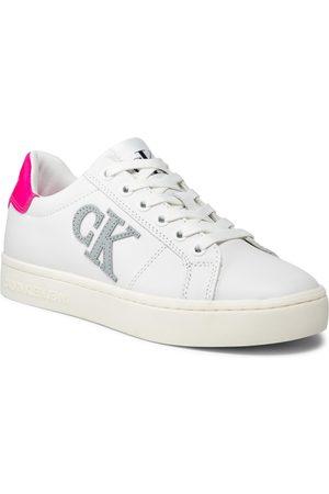 Calvin Klein Cupsole Laceup Sneaker Logo YW0YW00398