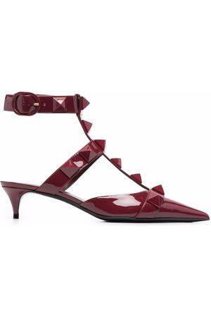 Valentino Garavani Roman Stud low-heel pumps