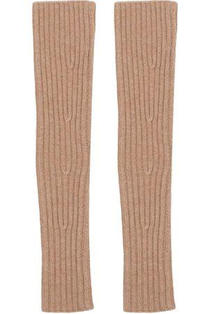 Cashmere In Love Ženy Rukavice - Graz cashmere fingerless arm-warmers
