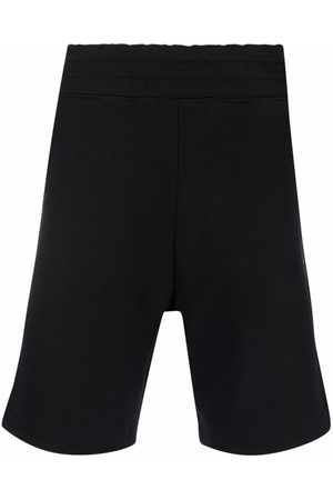 Vivienne Westwood Muži Kraťasy - Slim-fit organic cotton track shorts