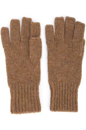 Khaite Ženy Rukavice - The Kai cashmere-knit gloves