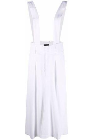 Isabel Marant Laraya suspender-detail skirt