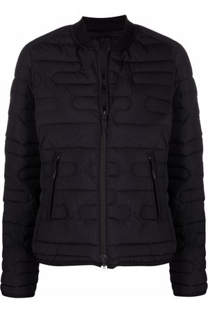 Y-3 Quilted bomber jacket