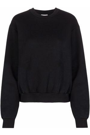 Acne Studios Ženy Mikiny bez kapuce - Logo tag sweatshirt