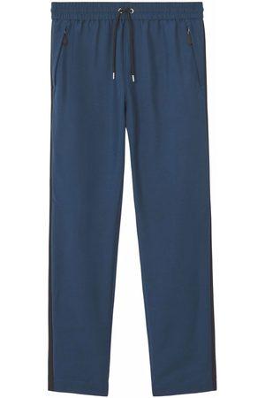 Burberry Muži Rovné nohavice - Logo-patch jogging pants