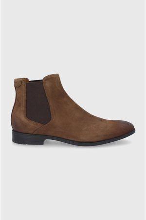 Aldo Semišové kotníkové boty Kindarumflex