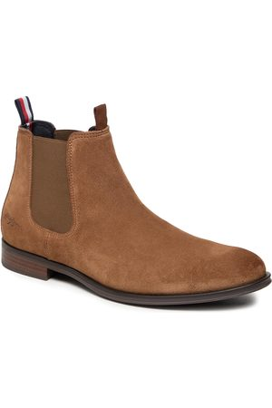 Tommy Hilfiger Casual Suede Chelsea FM0FM03768
