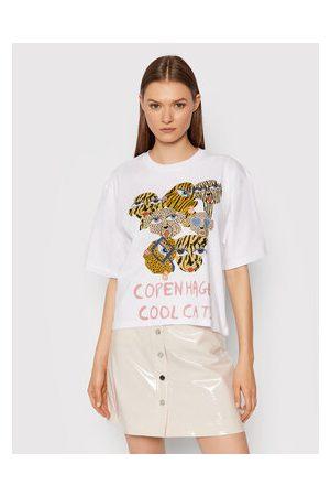 REMAIN Ženy S límečkem - T-Shirt