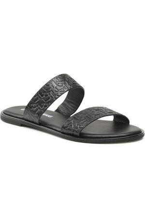 Calvin Klein Jeans Flat Sandal Twostraps Em Pa-Pl YW0YW00141