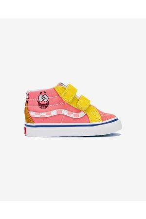 Vans SpongeBob Sk8-Mid Reissue V Tenisky dětské