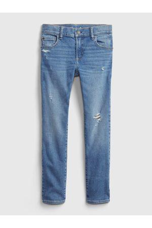 GAP Modré klučičí džíny slim soft