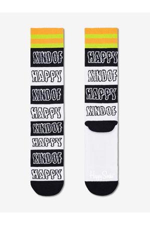 Happy Socks Happy Stripe Crew Ponožky
