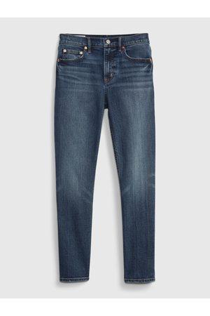 GAP Modré dámské džíny vintage slim cyrus