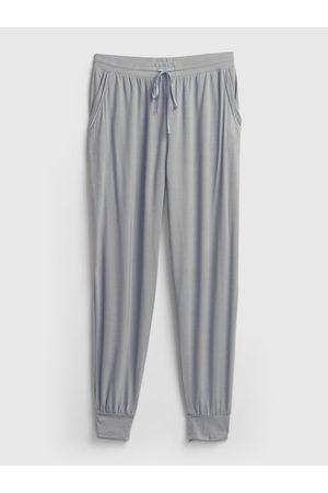 GAP Šedé dámské pyžamové kalhoty