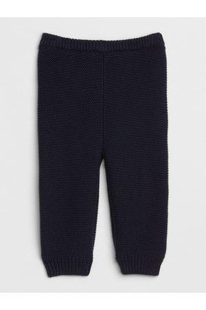 GAP Modré klučičí kalhoty brannan pants