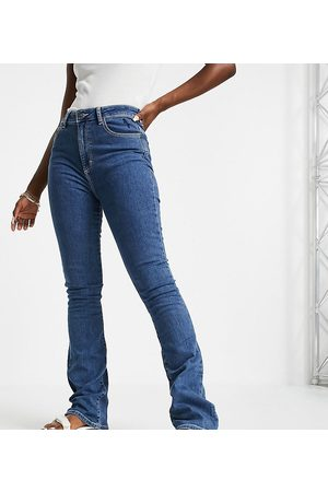 AsYou Bootleg skinny jean in classic blue