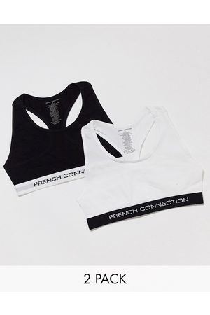 French Connection 2 pack bras-Multi