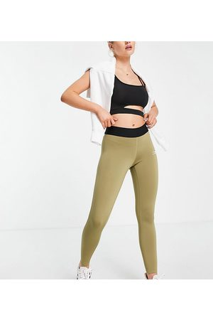 Only Petite Only Play Petite sugar need training tights-Green