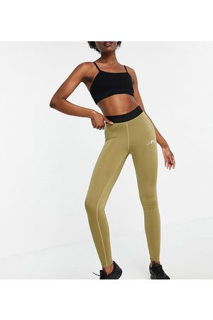 ONLY Only Play Tall sugar need training tights in green