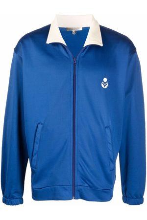 Isabel Marant Logo-print track jacket