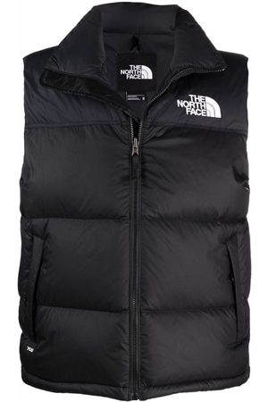 The North Face Logo padded gilet