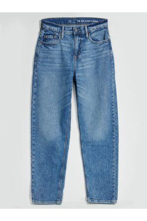 GAP Modré klučičí džíny relax taper