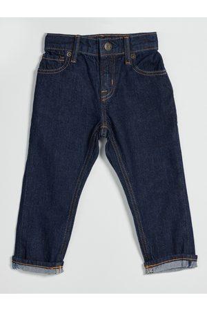 GAP Modré klučičí džíny easy taper