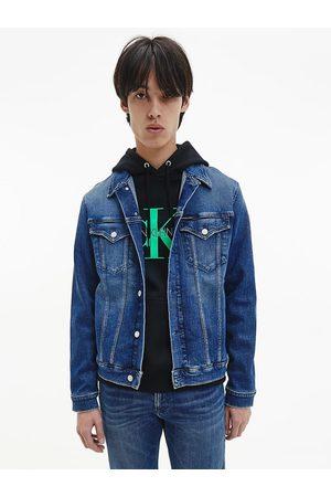 Calvin Klein Muži Džínové bundy - Pánská džínová bunda