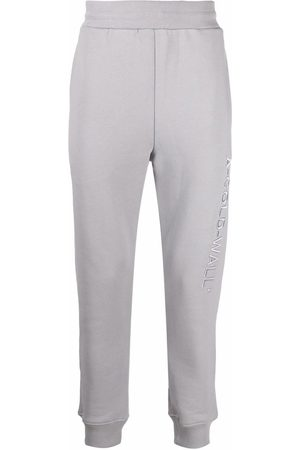 A-cold-wall* Embossed logo trackpants