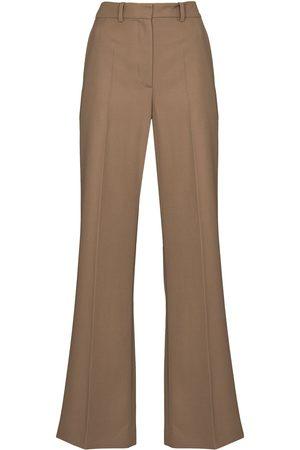 Joseph Morissey high-rise suit trousers