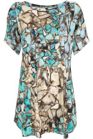 Lygia & Nanny Ženy S potiskem - Allat gemstone-print T-shirt dress