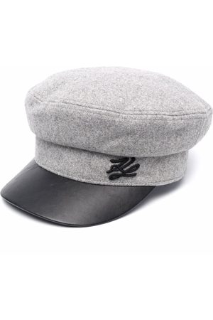 Karl Lagerfeld K/Autograph embroidered-logo hat