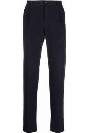 Incotex Muži Chino - Straight-leg chino trousers