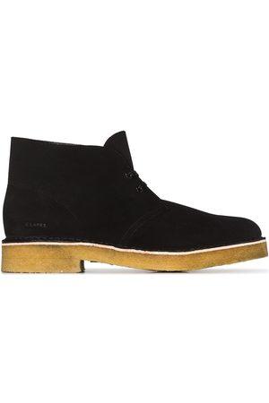 Clarks 221 suede Desert boots