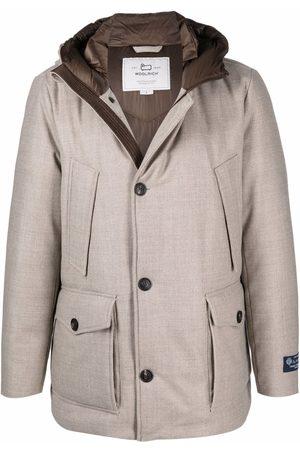 Woolrich Arctic luxury parka coat