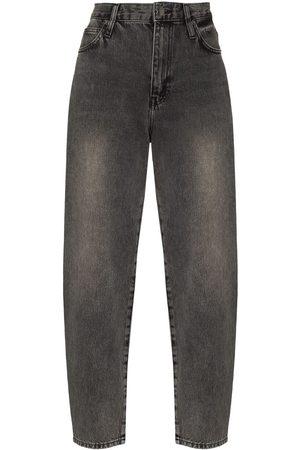 Frame Ženy S vysokým pasem - Ultra High tapered jeans