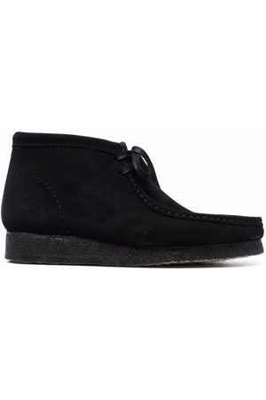 Clarks Originals Wallabee suede lace-up boots