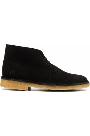 Clarks Originals Lace-up leather desert boots